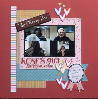 Rose's Gift - The Cherry Box