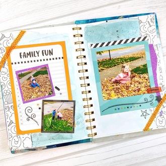 Family Fun - October Cherry Box