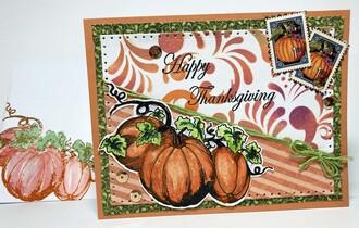 1st Thanksgiving Card 2021
