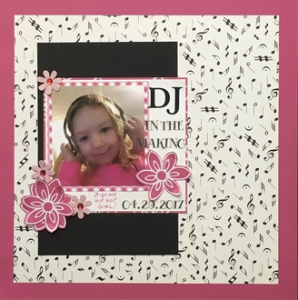 DJ in the making