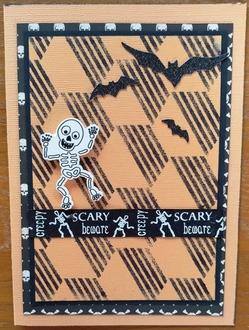 2021 Halloween Card 2