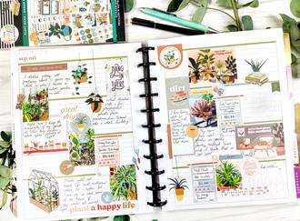 Plant Planner Spread