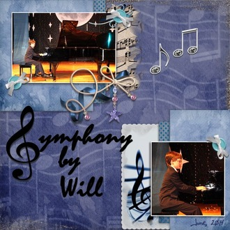 Symphony by Will