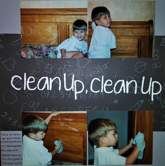 Clean Up, Clean Up