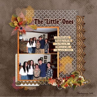 """The """"Little"""" Ones"""