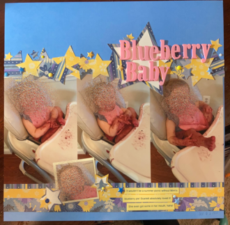blueberry baby