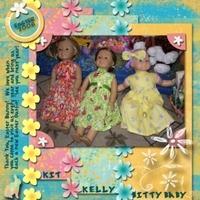 Easter Dolls 2006