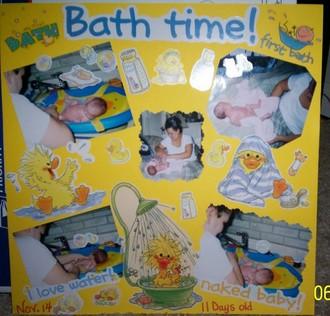1st Bath