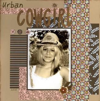 Urban Cowgirl **CT Scraplift Reveal**