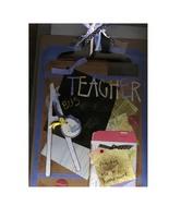 A+ Teacher scraplift  from scrapprincess