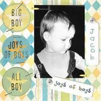 Joys of boys - Jacob