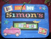 Simon's Treasures