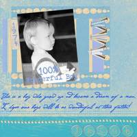 100% Wonderful Boy