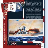 The Battleship USS New Jersey