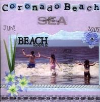 Coronado Beach Creatures of the Sea