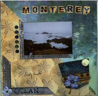 Monterey-A Scraplift from Myself