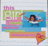 This Girl- Scraplift Gallery Contest
