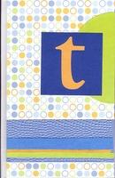 Monogram Notebook  – CHA Summer 2006 Make & Take