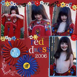 Red Dress-2006