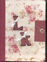 Notebook for my mom