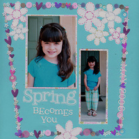 Spring Becomes You (Doodlebug reveal)