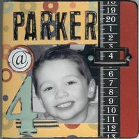 Parker at 4