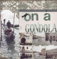 On a Gondola in Venice