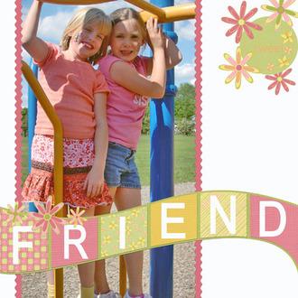 Friend *For Cori*