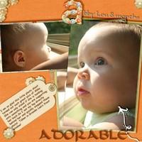 Abby Lou 8 Months (Susan Bartolini COntest Sept 06)