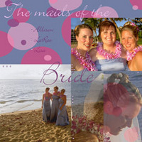 the maids of the bride