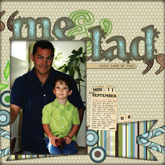 * me & dad *