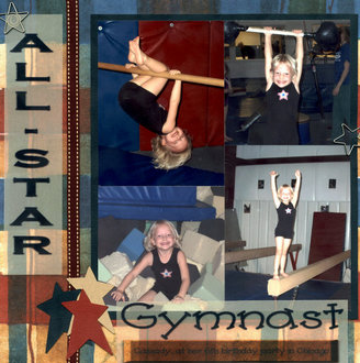 All-Star Gymnast