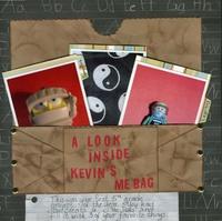 Inside Kevin's Me Bag