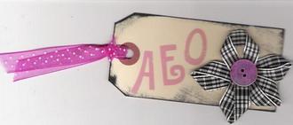 AEO tag