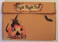 Fright Night Wallet Album