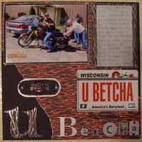 U Betcha Biker Club!