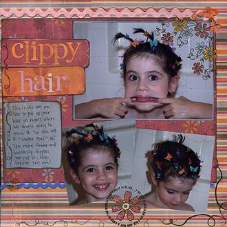 Clippy Hair