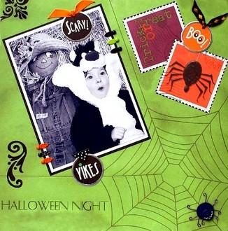 Halloween Night  2005