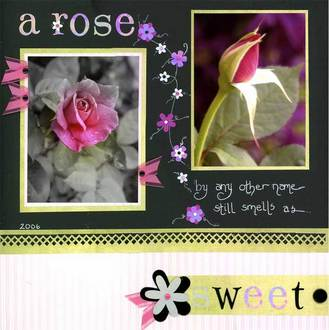 Sweet Rose *CT Queen&Co Reveal*