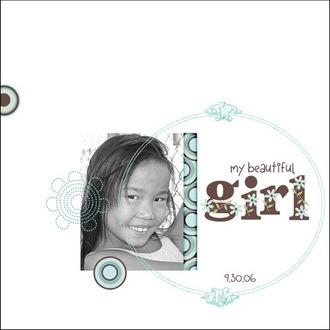 My Beautiful Girl