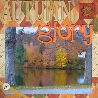 Autumn Glory **Fall Theme Contest