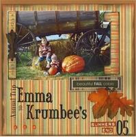 Emma Krumbee's