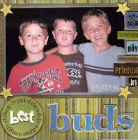 Best Buds (Li'l Davis Reveal)