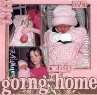 Going Home *Li'l Davis Reveal*
