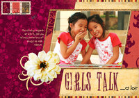 Girls Talk ..a lot