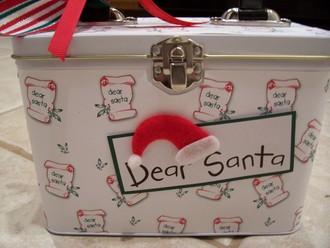 Dear Santa.....