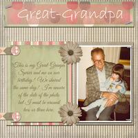 My Great-Grandpa