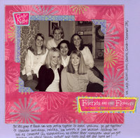 Friends *CT Karen Foster Reveal*