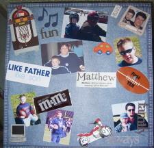 like father, like son help page
