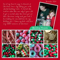 Katie's Christmas Candy